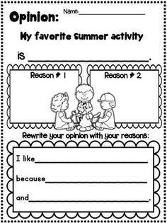 Summer School Ideas: How To Make Lemonade First, Next
