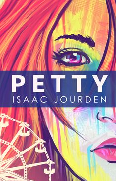 Petty is Isaac Jourden's first novel; it's about a small-time con artist working in an amusement park Petty-Front-Fulland trying to keep his social life and his underhanded activity separate. #indieauthor #author #books #bynr #novels #writer http://www.proofpositivepro.com/authors-2/awethors-event-interview-with-isaac-jourden/