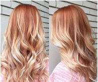 Strawberry Blonde Sombre