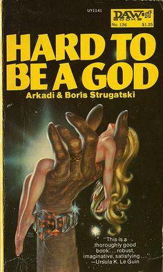 Strugatski brothers - Hard to be a God   by blackaller