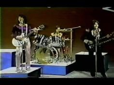 Sound quality is terrible, but look for NFL legend Joe Namath and lesbian tennis star Billie jean King at the end.  The Raspberries - Go All The Way