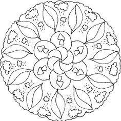 mandala_disegni5 disegni da colorare per adulti e ragazzi