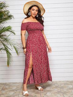 Sundress Pattern, Dress Patterns, Hurley Clothing, Women's Clothing, Modelos Plus Size, Casual Dresses, Summer Dresses, Floral Dresses, Dresses Online Australia