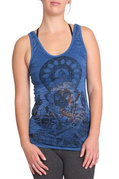 Karmic Fit specializes in the best yoga apparel and accessories with an emphasis on organic clothing, sustainability and eco-friendliness whenever possible Warrior Yoga, Neck Yoga, Yoga Tank Tops, Yin Yoga, Tank Man, Scoop Neck, Unique, Fitness, Mens Tops