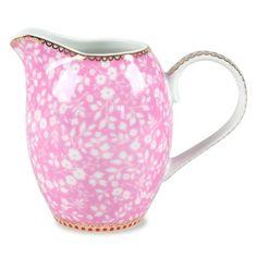 Pip Studio Amsterdam 8 oz Pink Porcelain Jug Creamer Touch of Europe http://www.amazon.com/dp/B00BD4BYIY/ref=cm_sw_r_pi_dp_77nLtb036M0BED23