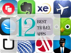 12 Best iPhone Travel Apps - pin now, download later. http://www.hithaonthego.com/12-best-iphonetravel-apps/