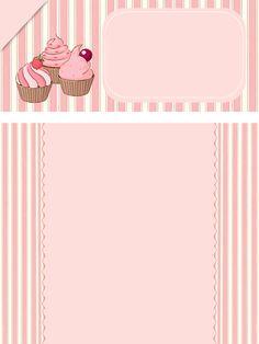 Baking Logo Design, Cake Logo Design, Menu Design, Cake Background, Flower Background Wallpaper, Flower Backgrounds, Bakery Menu, Bakery Logo, Cupcakes Wallpaper