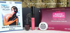 Sorelle Grapevine: Velvette Box - March Edition