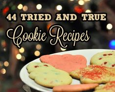 Are you looking for the perfect Cookie Recipes for the holiday baking season? Below is a list of all kinds of great cookies from some of my favorite bloggers. Cookie Recipes {Tried and True} I have spent the last couple weeks asking my blogging buds for their favorite cookie recipes from their sites. And, they...Read More »