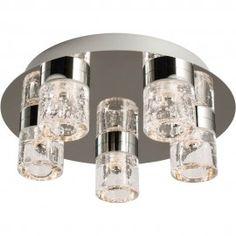 Imperial Decorative Flush Light IP44