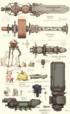 Ideas Robot Concept Art Spaceships For 2019 Spaceship Art, Spaceship Design, Android Art, Starship Concept, Arte Robot, Alien Worlds, Concept Ships, Robot Concept Art, Science Fiction Art