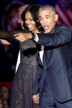 The Obamas Showed Us How To Go High When The World Goes Low