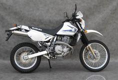 Suzuki DR650 Full Sports Adventure System