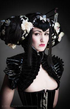 Anita De Bauch - Queen of Spades by Phine Ka, via 500px