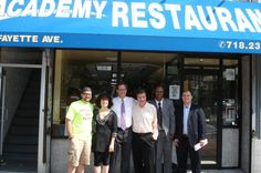 Had a great time talking to community and small business leaders in Fort Greene, Brooklyn.