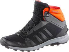 #adidas #Fastshell #Mid #CW #Winterschuhe #Herren #schwarz/rot