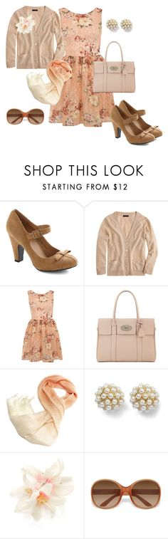 """""""Boireen Style"""" by boireen ❤ liked on Polyvore featuring J.Crew, Miss Selfridge, Mulberry, Global Goods Partners, White House Black Market, Accessorize and Prada"""