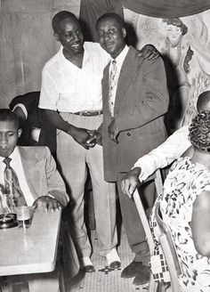 Big Bill Broonzy & Muddy Waters