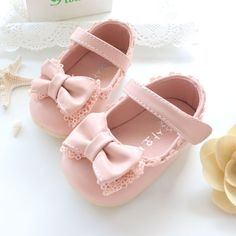 Sale 2015 Spring/Autumn Baby Girl Shoes Cute Lace Bowknot Princess First Walkers Infant PU Leather Shoes For Party Size Best Baby Shoes, Cute Baby Shoes, Baby Girl Shoes, Cute Baby Girl, Kid Shoes, Girls Shoes, Baby Girl Fashion, Toddler Fashion, Toddler Outfits