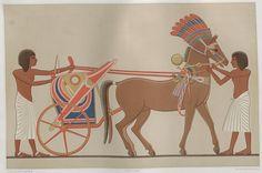 Histoire de l'art égyptien by Prisse D'Avennes, 1878 d
