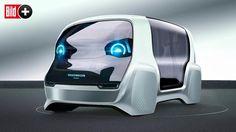 Volkswagen hat ein elektrisches Roboter-Taxi gebaut, das morgen in Genf Weltpremiere hat.  Lesen Sie exklusiv mit BILDplus, was es kann. Sehen Sie, wie es aussieht und warum dieses Auto der Star auf dem Genfer Autosalon wird!