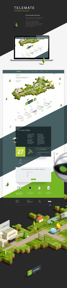 Telemate on Behance