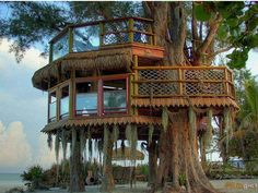 Homeowners on Anna Maria Island in Florida may have to tear down this $20,000 beach treehouse. They say the city told them they didn't need permits -- but the city now says they do. Defiance could cost them $500 a day.