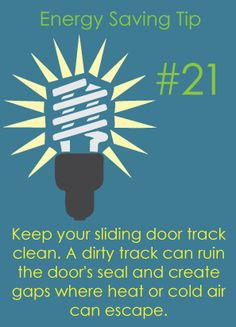 Energy Saving Tip #21 | Rempfer Construction, Inc.