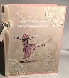 Just Dance - Stamping in Winchester, VA, with Buffy Cooper