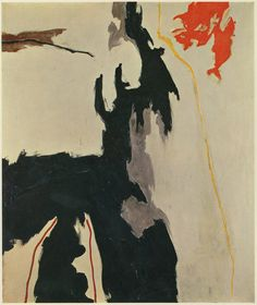 Clyfford Still, PH-399, 1946, oil on canvas, 53.5 x 45 inches. Private collection.