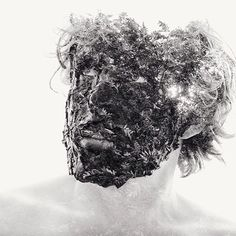 Great double exposure by christofer relander !