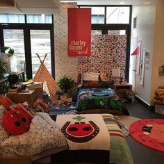 So excited to announce Charley Harper for Nod #nodspring16 #landofnod @thelandofnod