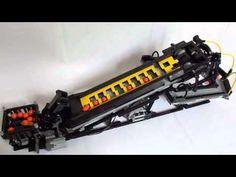 Lego Technic : the rocking escalator (GBC)