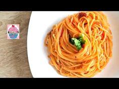 Leckere One Pot Pasta in Tomaten-Sahne-Soße I Spaghetti I schnell & einfach - YouTube