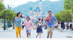 7 Magical Theme Parks In Asia For The Whole Family