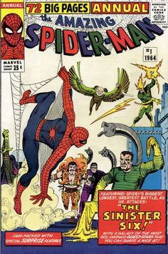 The sinister six marvel