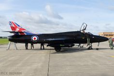Hawker Hunter, G-FFOX