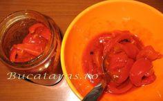 gogosari murati in sos tomat