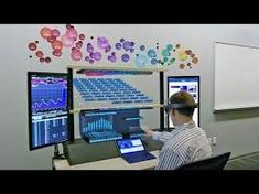 Image result for tony stark's jeeves holographic workstation