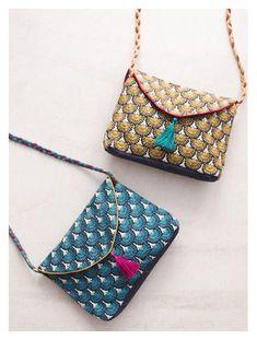 ❤ #bag #purse #handbag by Usha Bora #bohoclutches
