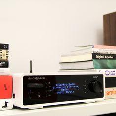 Minx Xi Streaming Digital Music System - Cool Hunting www.cambridge-audio.com/minx-xi