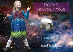 The Ethereal Dress - Figgy's Heavenly Tour and GIVEAWAY