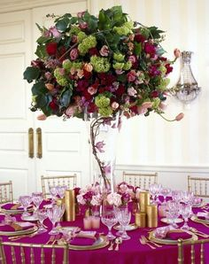 Stunning Table Decoration