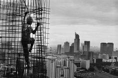Sebastiao Salgado, Constructor #inspiración #fotografía