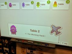 Use Class Dojo to give points to Tables instead of just students. Or teacher vs. students
