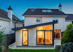 Shomera are the number 1 provider of House Extensions in Ireland. Having completed over 400 House Extensions, Shomera design, plan and build your extension 1930s House Extension, Extension Veranda, House Extension Plans, Garage Extension, Cottage Extension, Building Extension, House Extension Design, Extension Designs, Glass Extension