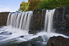As seen is this video by Mike Browne - an ND 1000 (big stopper) filter has the effect of allowing anything that is moving in your image to become blurred or ghost like, for example clouds, waterfalls, rivers and the sea.
