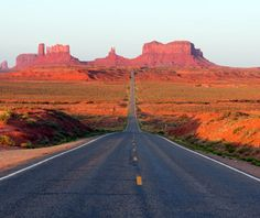 Driving through Monument Valley, Utah - T+L's Ultimate Adventure Travel Bucket List