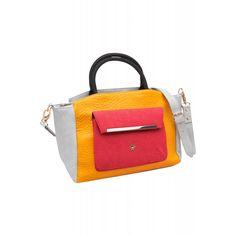 Poseta Dama Pieces Karly Colored - Outmag.ro Color, Fashion, Moda, Fashion Styles, Fasion, Colour, Colors
