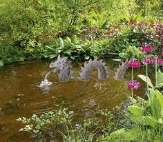 1000 images about water spouts spitter on pinterest for Koi pond builders greenville sc